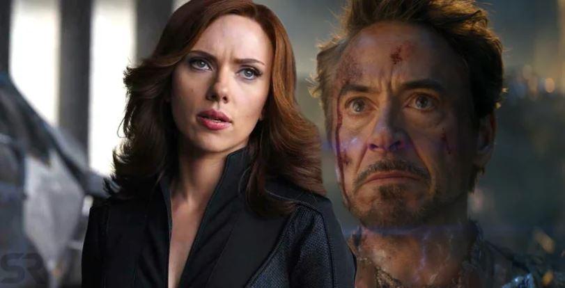 Homem de Ferro pode aparecer no filme da Viúva Negra, veja como