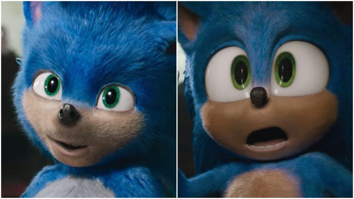 Sonic: vaza novo rosto do personagem