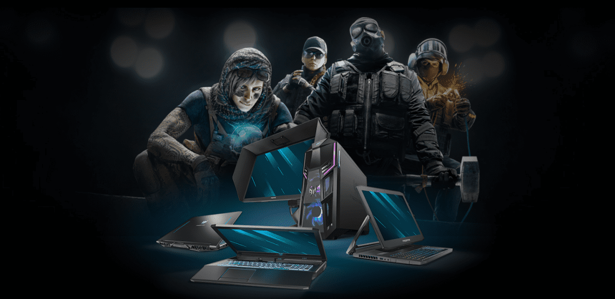 BGS 2019 – O Surpreendente Estande da Acer