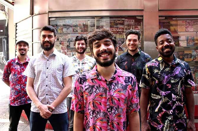 'Ave de Nós' é o novo single da banda Kanduras, ouça