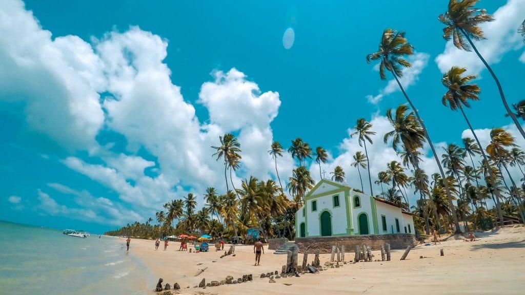 Praia dos Carneiros, Pernambuco