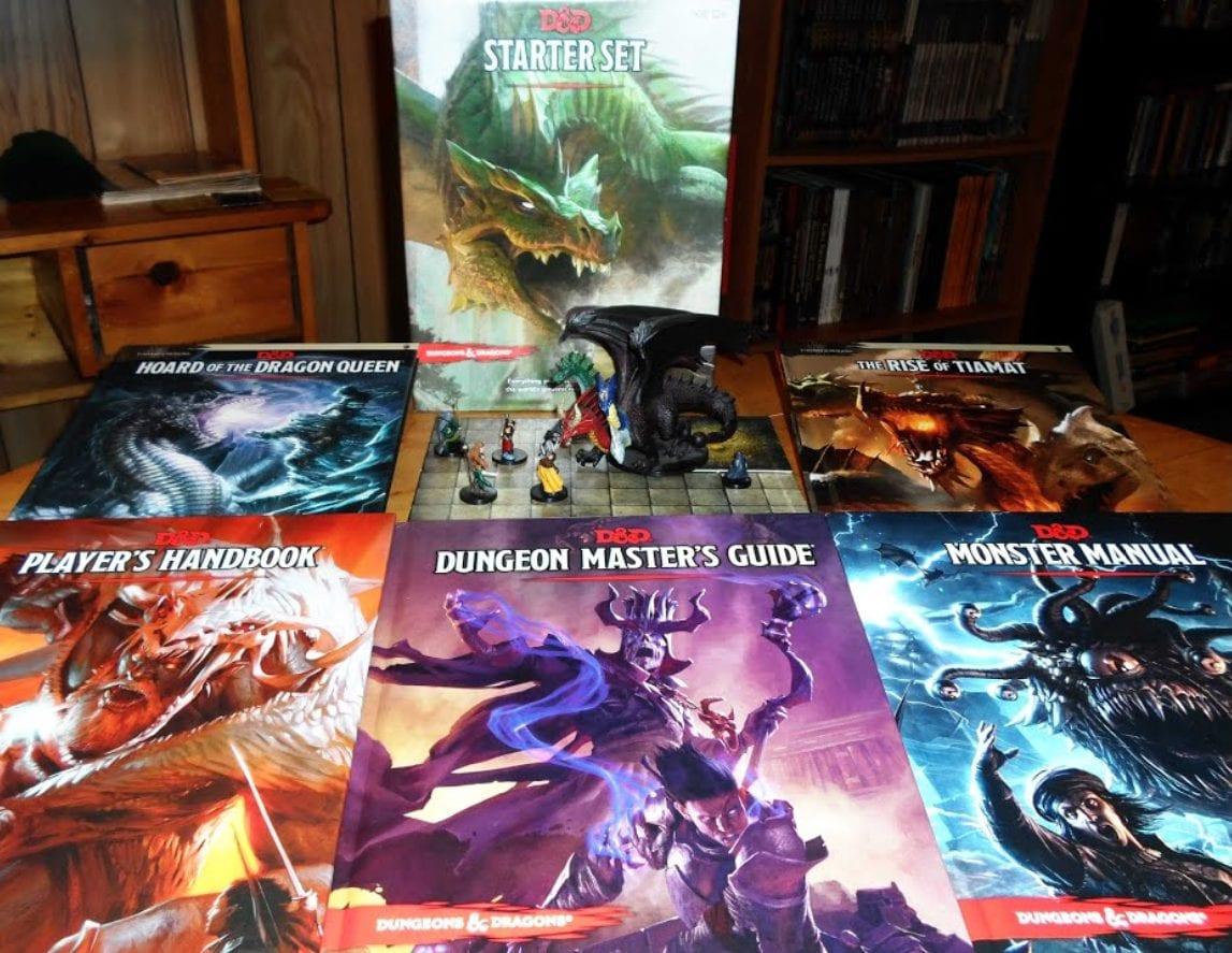 Dungeons & Dragons: 5ª edição no Brasil pela Galápagos Jogos