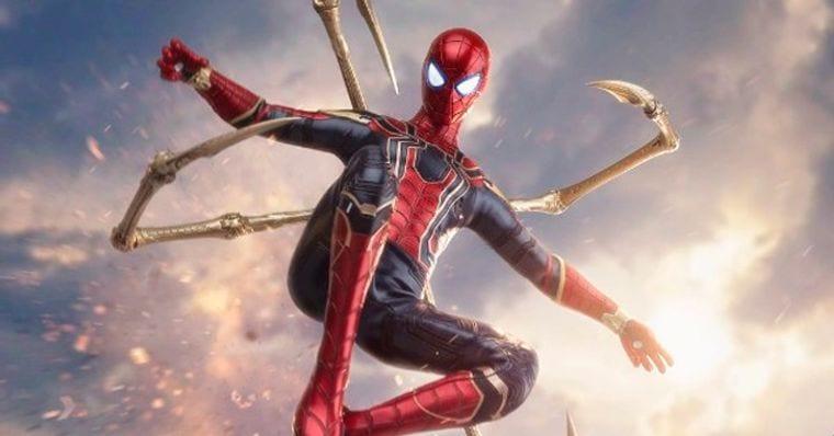 Marvel revela artifícios ocultos do traje de Aranha de Ferro