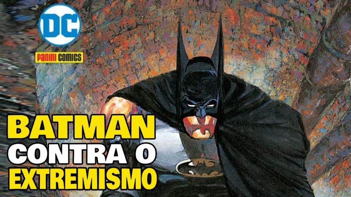 Batman: O Messias – problemas da ideologia e da religião política