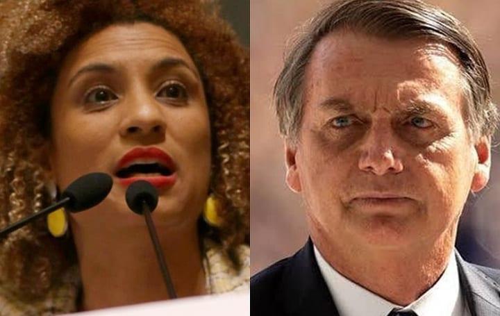 Caso Marielle Franco: Possível envolvimento de Bolsonaro e Brazão