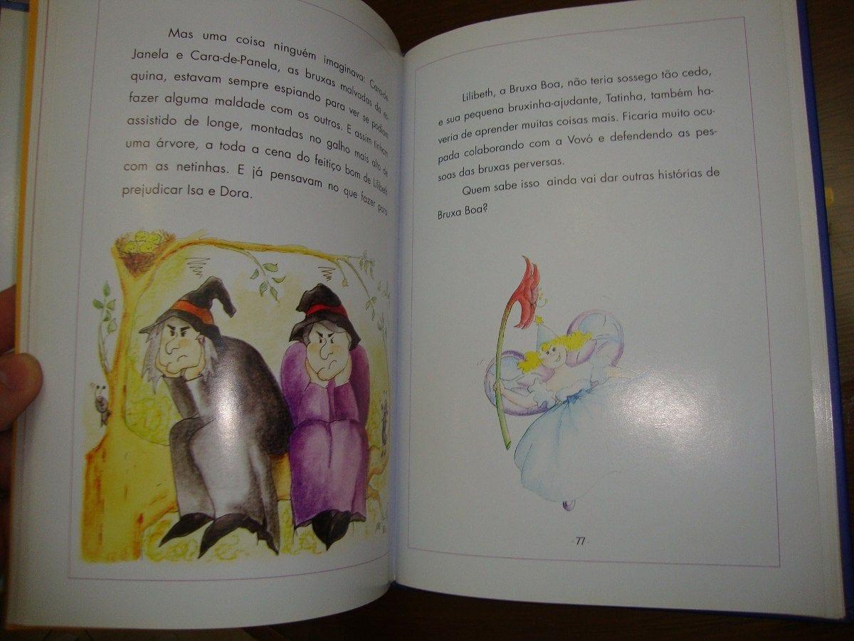 Crônica: Histórias de Bruxa Boa