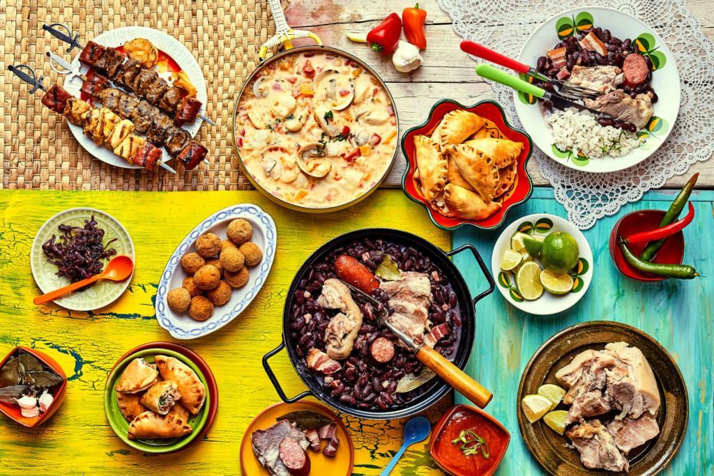 """O que é """"comida brasileira"""" em outros países do mundo?"""