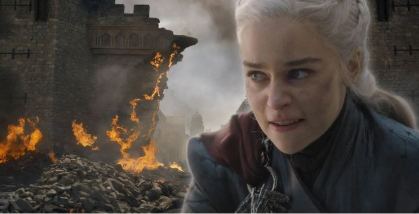 Game Of Thrones: cenas deletadas melhoram o arco de Daenerys