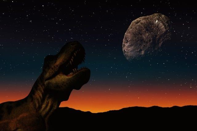 Revelada uma das causas da extinção da vida há 66 milhões de anos