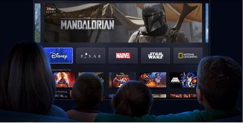 Disney revela o que estará disponível no lançamento do Disney+