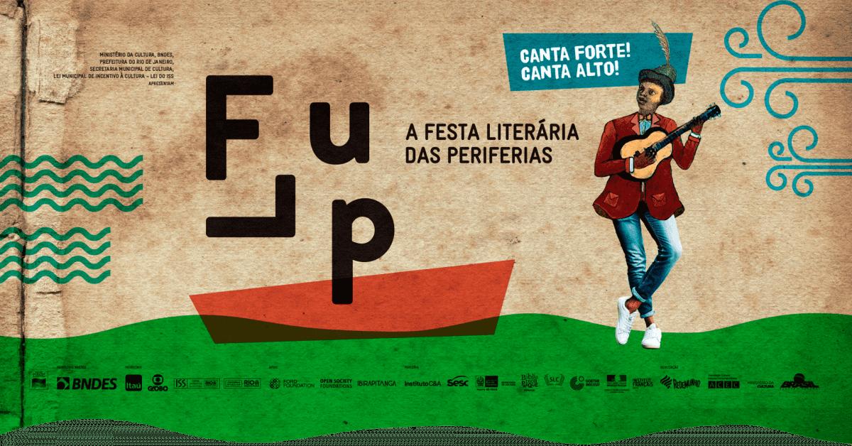 Flup – A festa que celebra a potência das vozes da periferia