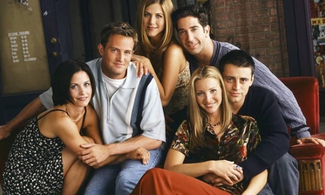 Friends: Jennifer Aniston revela que elenco fará projeto juntos