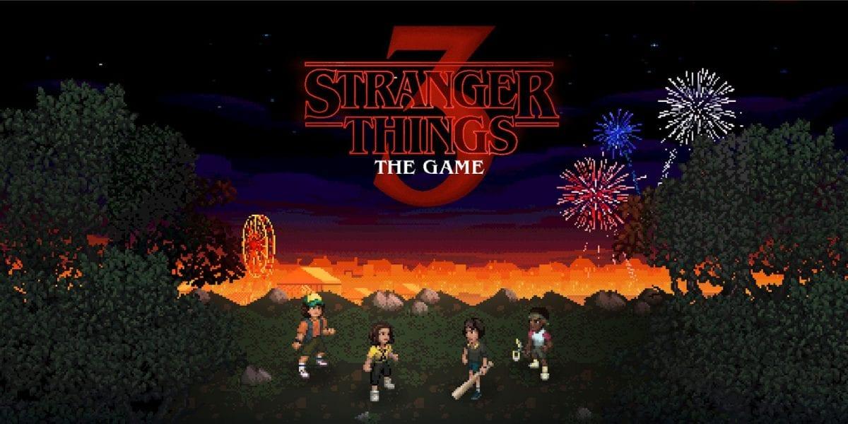 Stranger Things 3: The Game já está disponível! Confira