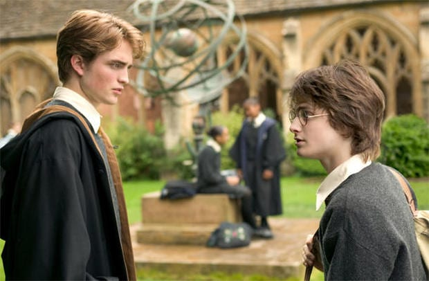 Harry Potter - Cedrico Diggory