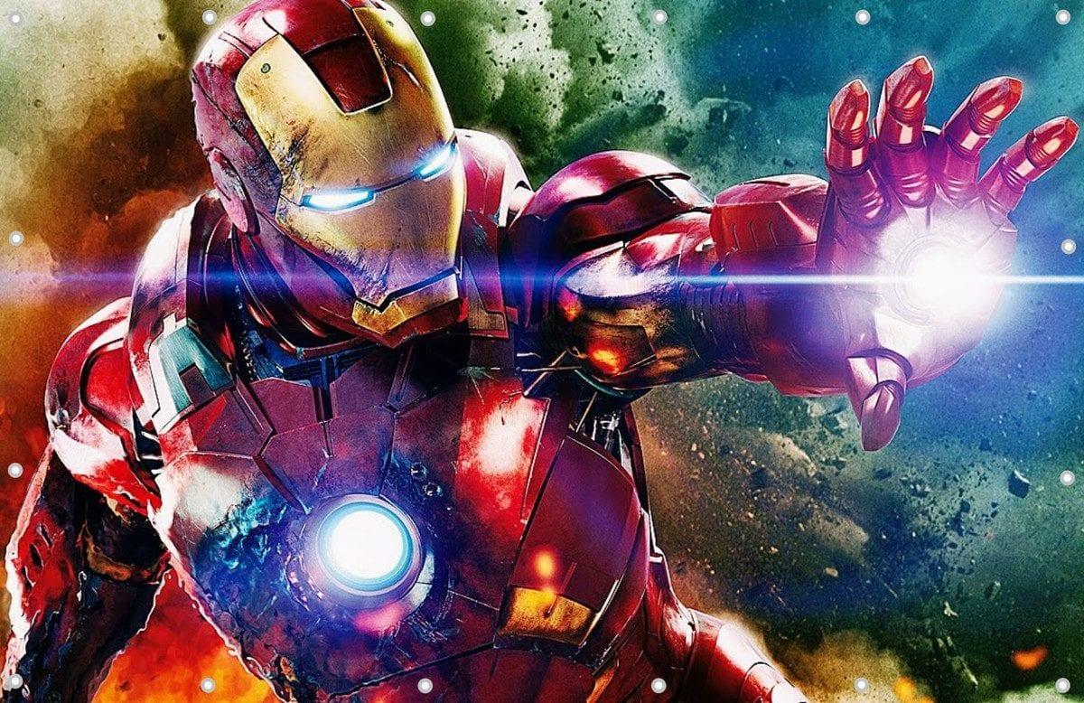 Marvel revela quem será o novo homem de ferro, veja foto