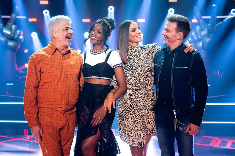 Lulu Santos, Vevete, Iza e Michel Teló sobre a final do The Voice