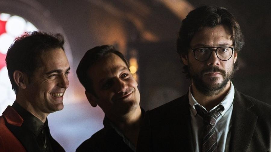 La Casa de Papel: 4ª temporada estreia em Janeiro
