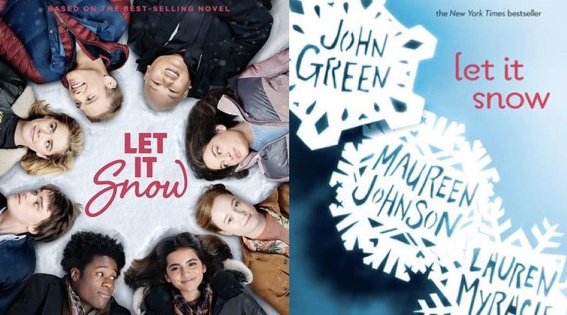 Deixe a Neve Cair: veja o pôster da adaptação do romance pela Netflix