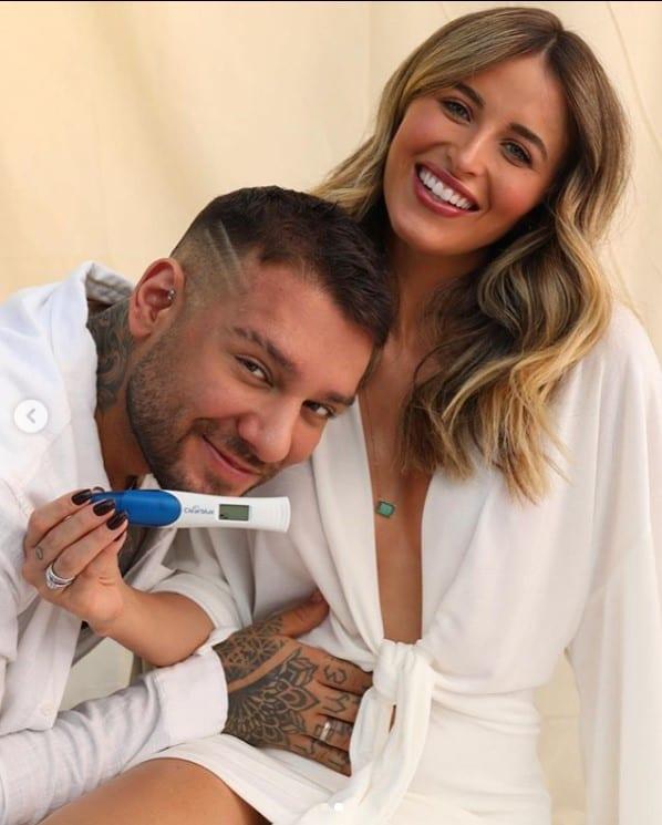 Lucas Lucco e Lorena Carvalho perdem bebê e famosos dão suporte