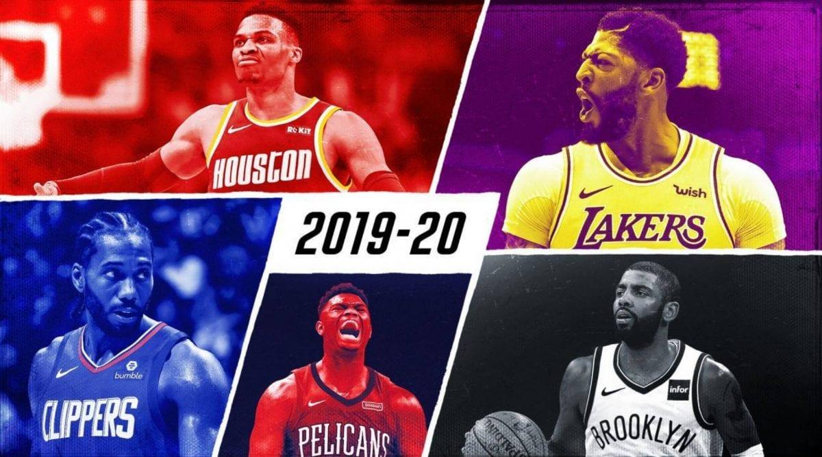 O que esperar da NBA 2019/2020