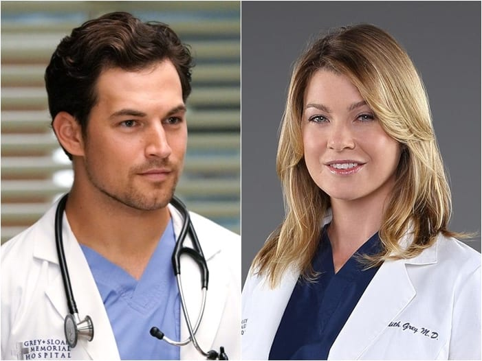 Meredith greys anatomy