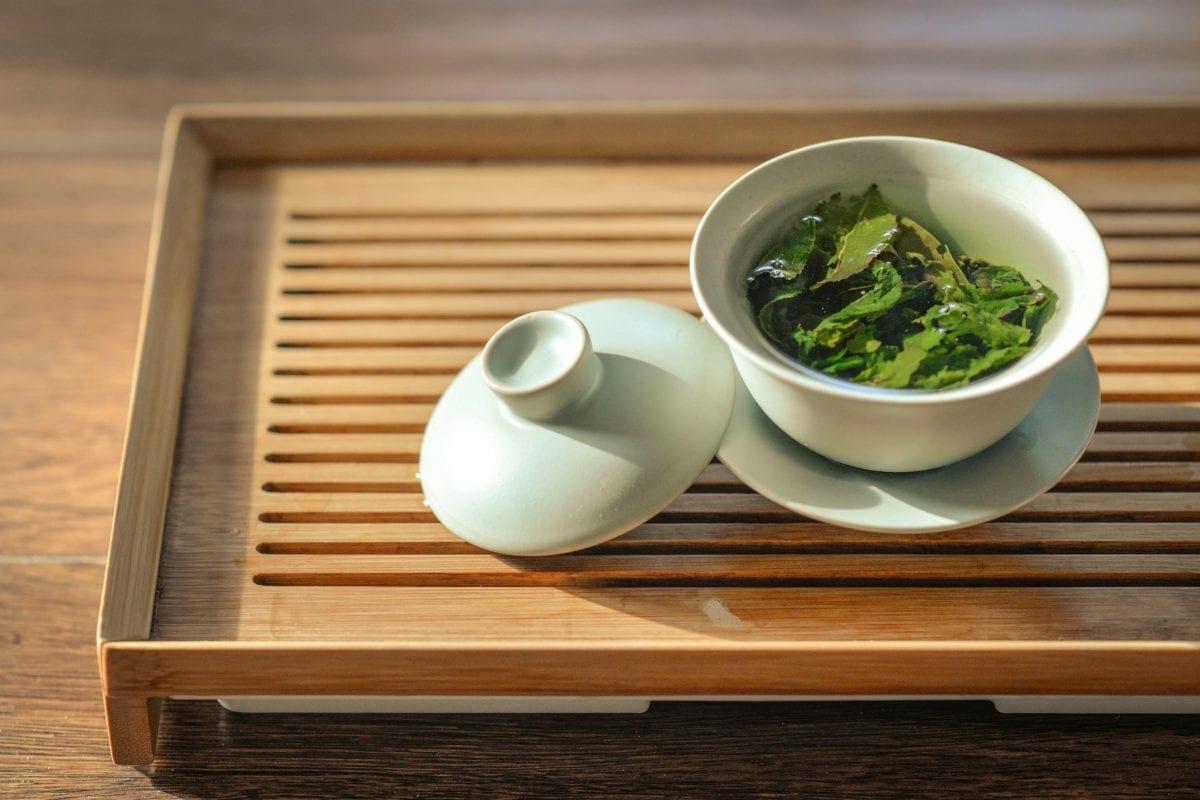 Receitas utilizando chá verde