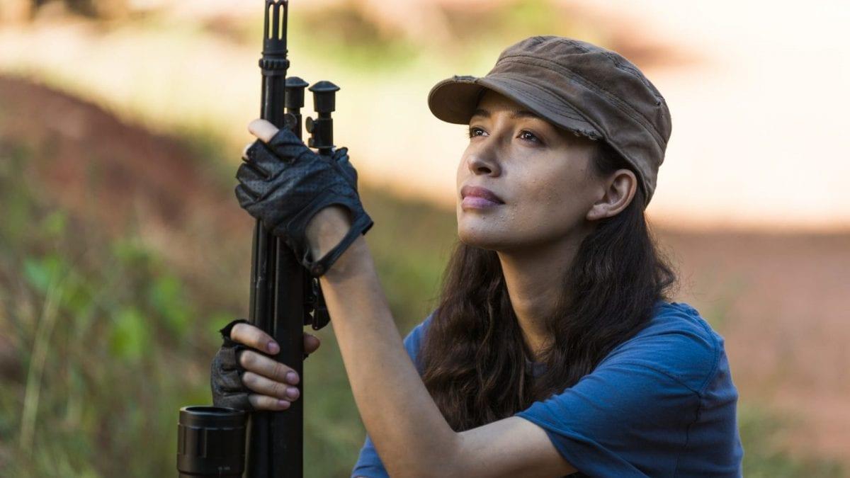 Netflix rouba atriz de The Walking Dead: Entenda
