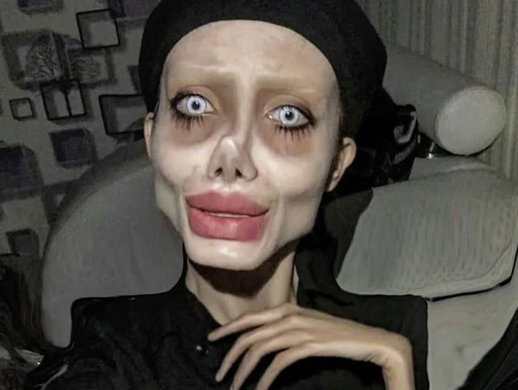 Quem é Sahar Tabar, sósia de Angelina Jolie presa no Irã
