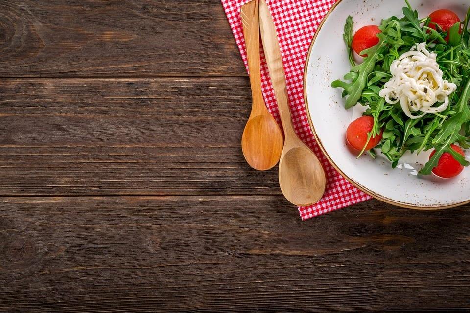A importância das saladas