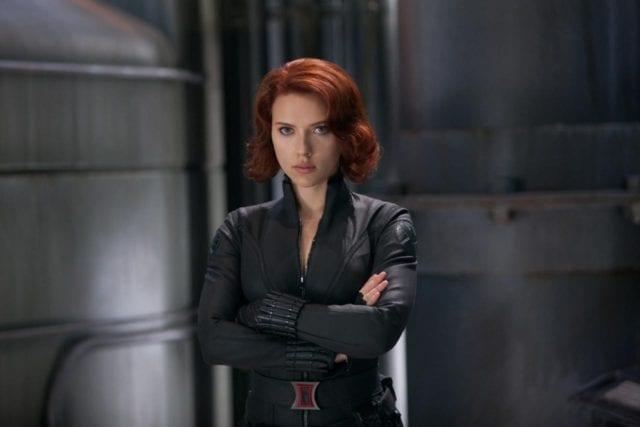 Scarlett Johansson fala sobre futuro de Viúva Negra