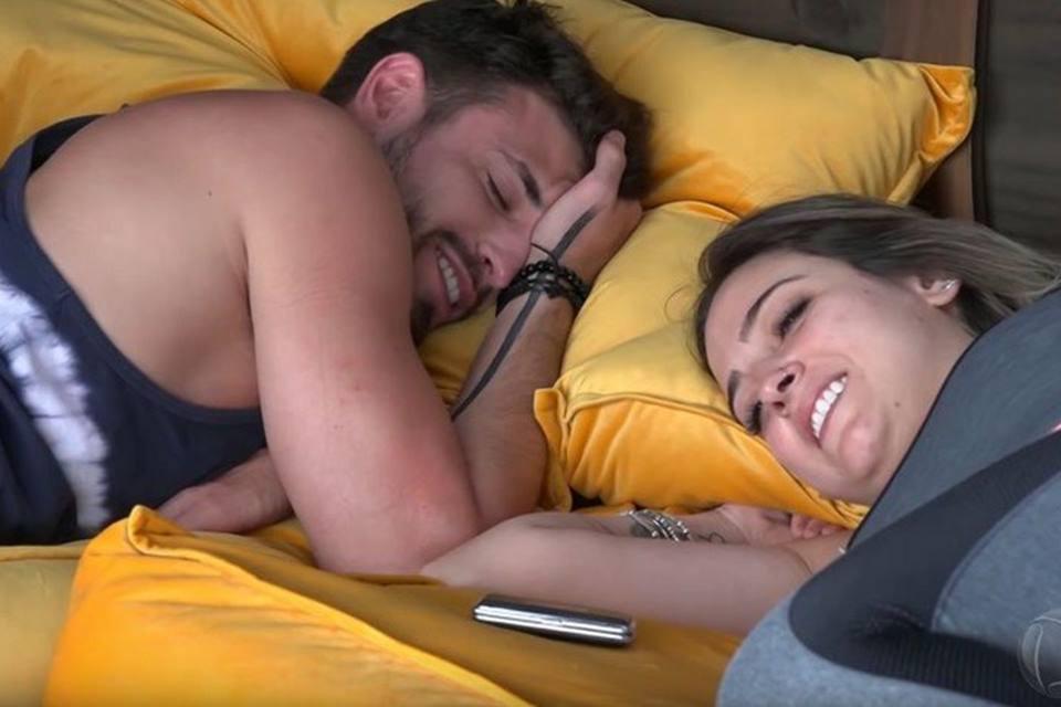 Tati Dias e Guilherme Leão: Vai dar namoro igual Hariany e Lucas?