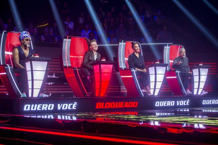 Final do The Voice Brasil 2019 é hoje: Confira os 4 finalistas