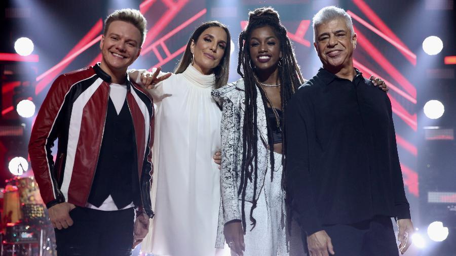 Final The Voice Brasil: Lulu Santos, Ivete Sangalo, Iza e Michél Telo falam sobre