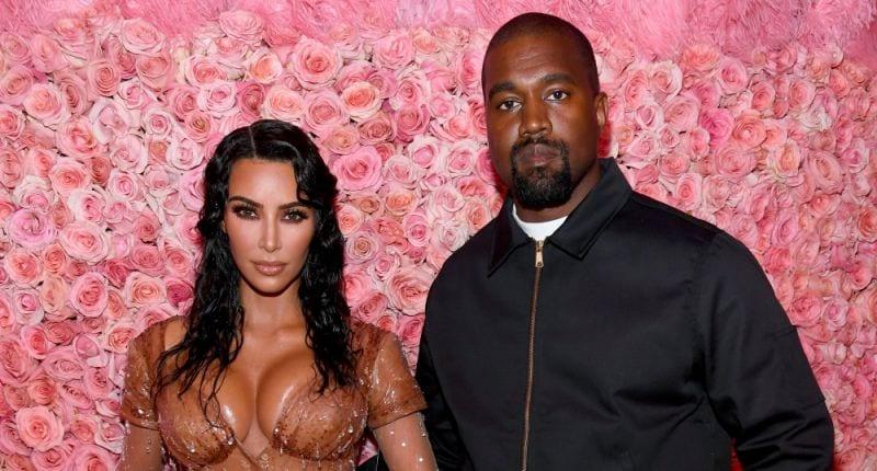 Kanye West briga com Kim Kardashian por sua roupa ser sexy demais