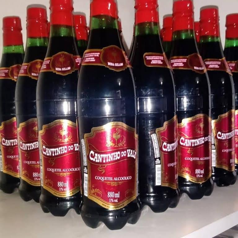 Cantinho do Vale está entre as bebidas mais baratas consumidas pelos jovens.