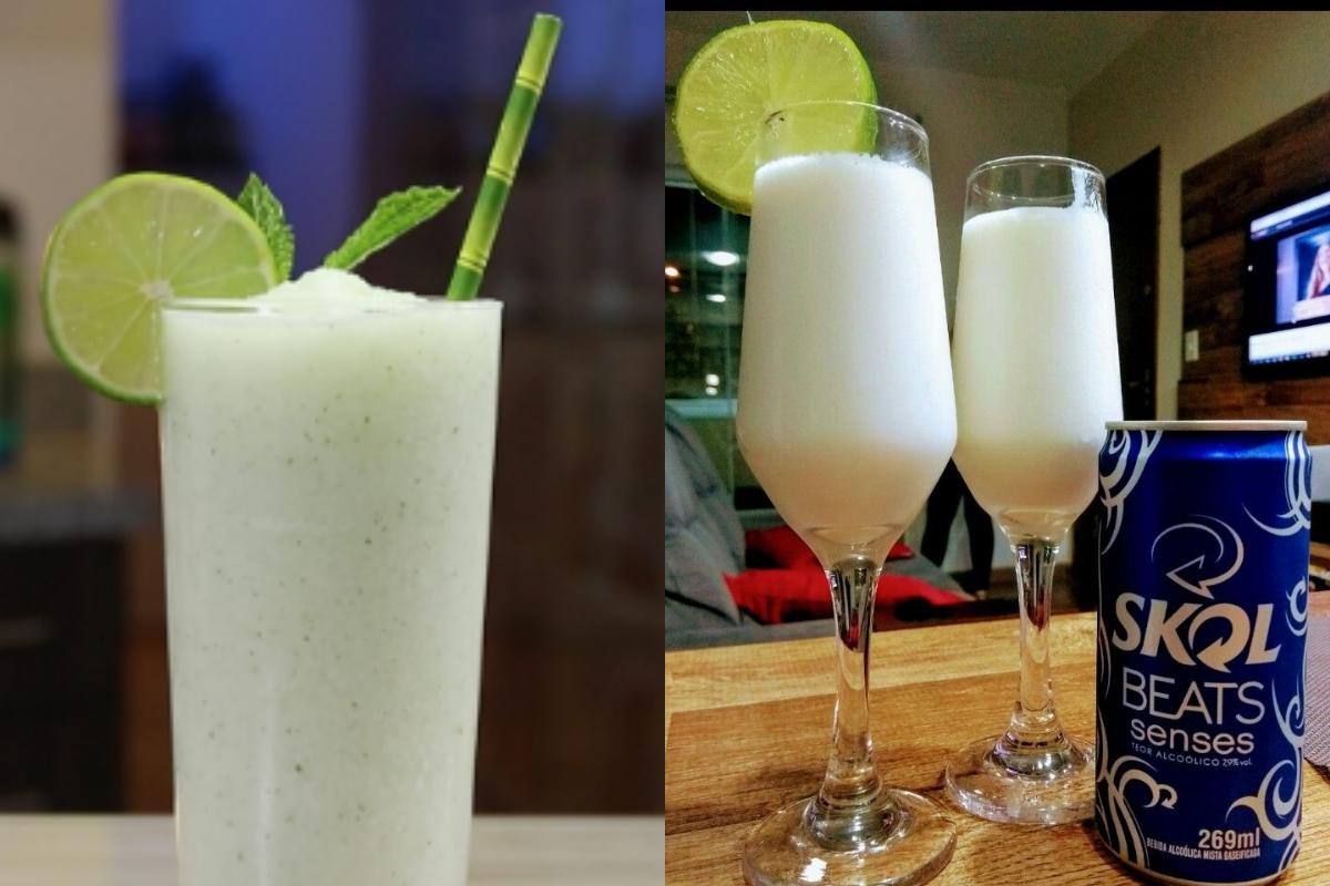 O Frozen de Skol Beats está entre as bebidas mais baratas.