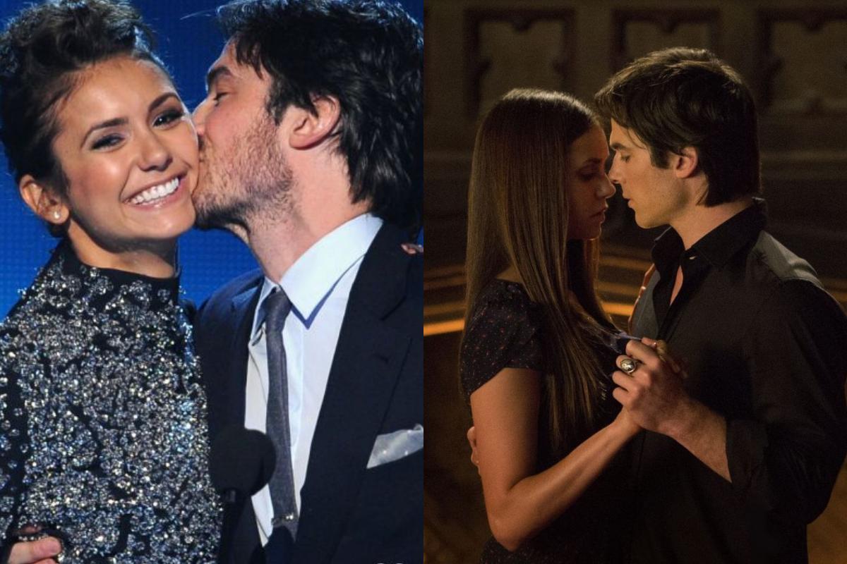 Nina e Ian formaram um dos casais de séries mais famosos.