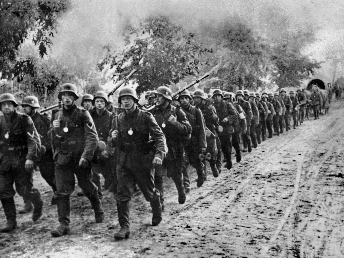 80 anos da Segunda Guerra Mundial