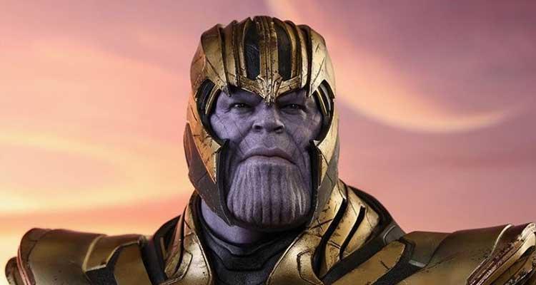 Por que Thanos mudou de visual do primeiro filme para o Ultimato?