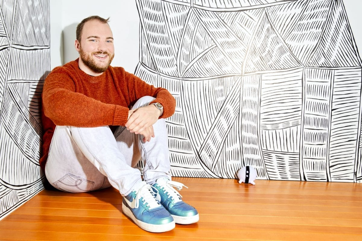 Cartoon Network anuncia Owen Dennis, criador de Trem Infinito, na CCXP19
