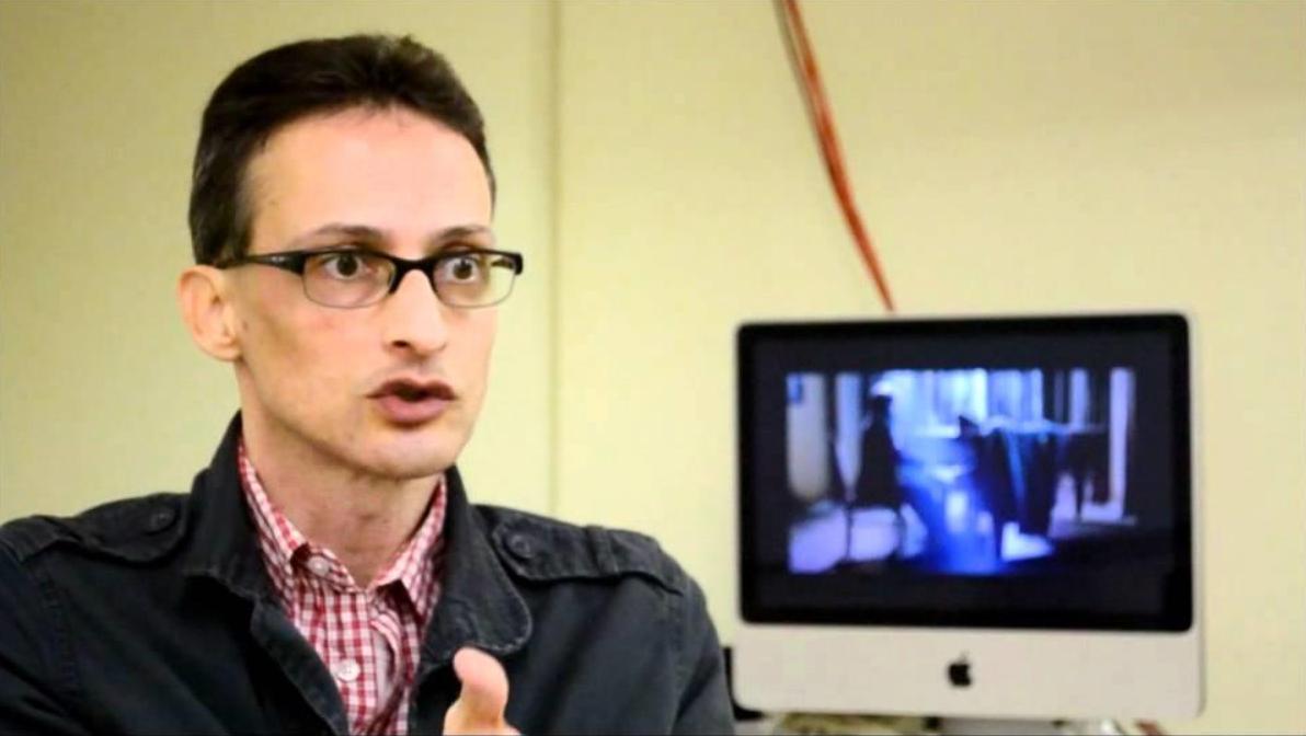 Professor Fernando Salinas: Uma vida na área audiovisual