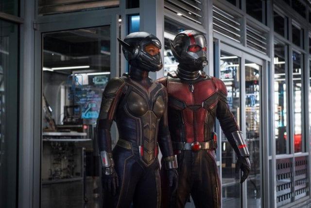 Homem-Formiga 3: filmagens previstas para 2021