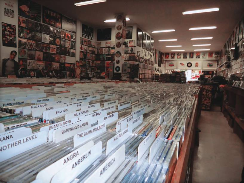 Augusta Discos: a loja de discos que se destaca em São Paulo