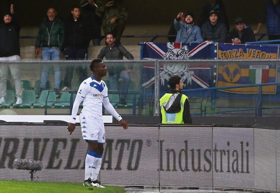Casos de racismo se tornam frequentes em jogos do futebol italiano