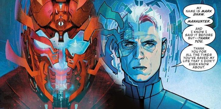 Liga da Justiça: Vilão Misterioso dos quadrinhos é membro da Liga
