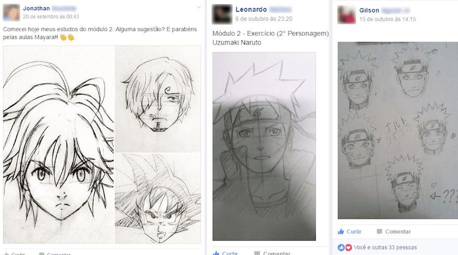 Desenho Anime – Desenhe seu Personagem Favorito do Zero Profissionalmente
