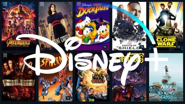 Hoje Disney+ marca o início de uma nova era no entretenimento
