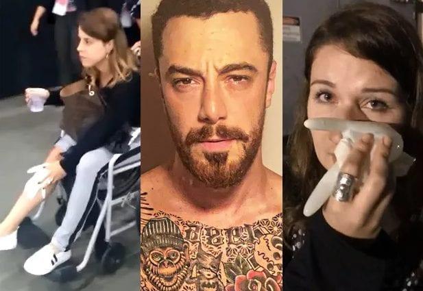 Motorista de aplicativo agride 3 mulheres, amigas de Felipe Titto