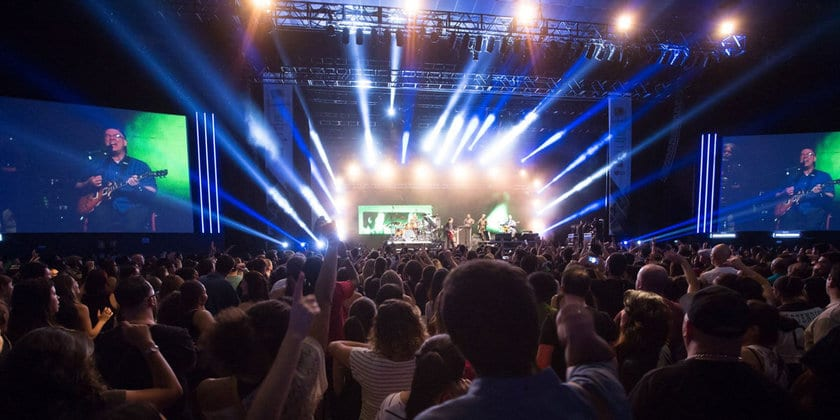 Festival MPB NOVABRASIL confirma Seu Jorge, Natiruts e mais!