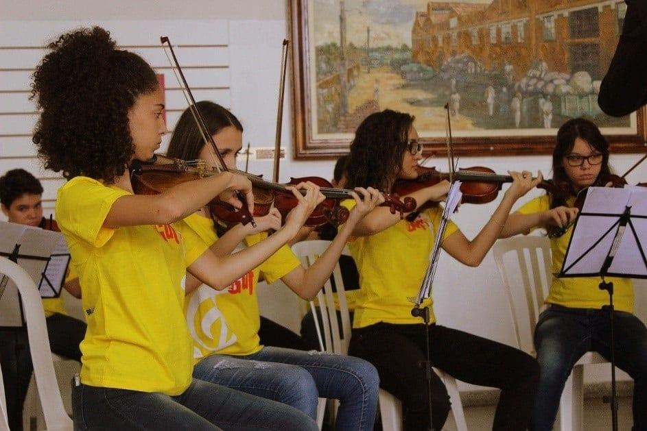 Aulas de música gratuitas: Projeto Guri abre incrições para 2020